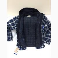 Продам теплую мужскую куртку-рубашку BOSTON TRADERS