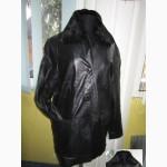 Женская утеплённая кожаная куртка ECHTES LEDER. Лот 352