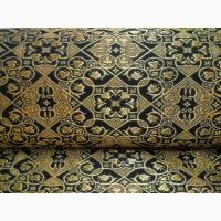 Распродажа акционной церковной ткани - шелк, парча