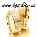 Обручальные кольца киев