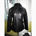Женская утеплённая кожаная куртка SPEEDWARE. Лот 351