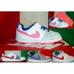 Кроссовки детские кожаные фирмы Nike Backboard 2 TDV оригинал