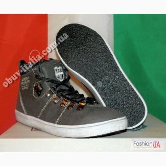 Кеды детские кожаные фирмы You Young Coveri оригинал из Италии