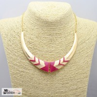 Колье воротник ожерелье золотисто-розовое новое