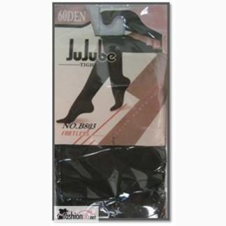 Продам оптом женские велюровые колготки Jujube 60 den в ассортименте