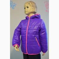 Куртка для девочки деми, разные цвета