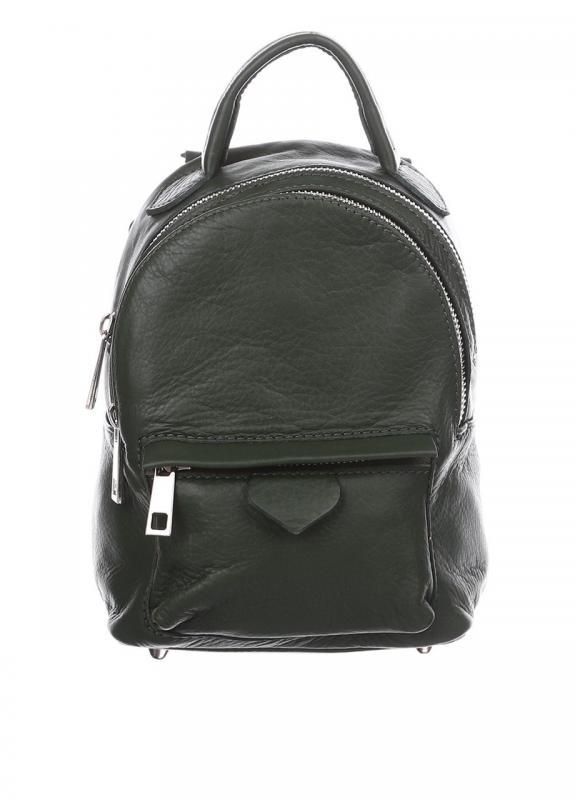 Фото 2. BAL-470001, Сумка-рюкзак зеленый, женский, зеленый