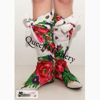 Стильная обувь Матрёшка