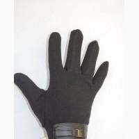 Мужские перчатки на кролике