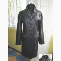 Стильная женская кожаная куртка - плащ CLOCKHOUSE, CA. Германия. Лот 591