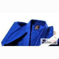 Кимоно дзюдо и Джиу-джитсу синее размер 170см