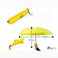 Дизайнерский зонт банан