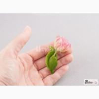 Брошь цветы Тюльпан