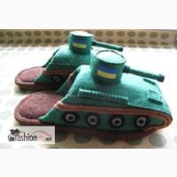 Тапки танки для детей и взрослых
