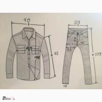 Продам серый мужской костюм SARTORIA VENETA 44р