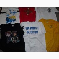 Сток футболок из Европы