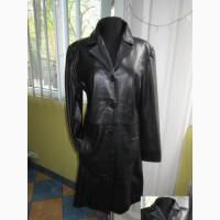 Стильный женский кожаный плащ PEGAS. Испания. Лот 596