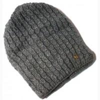 Теплая шапка на флисе, разные цвета