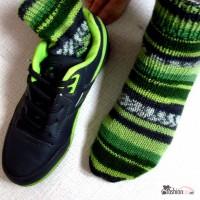 В язані шкарпетки