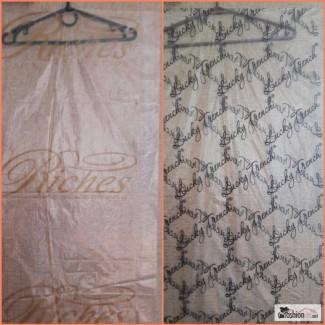 Чехлы для одежды с логотипом( рисунком )