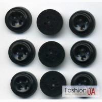 Пуговицы для спецодежды диаметром 14 мм на 4 удара