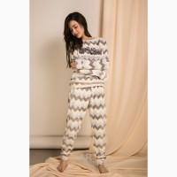 Очень приятная и теплая пижама 24810