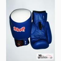 Боксерские перчатки 8, 10, 12 унций PU