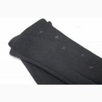 Перчатки женские стрейчевые удлиненные на меху