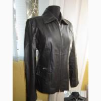 Модная женская кожаная куртка JUST FOR JOY. Лот 923