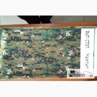 Камуфлированная ткань рип-стоп