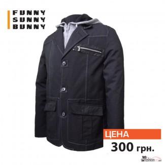 Подростковая куртка-пиджак