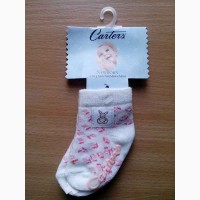 Носочки Carters для новорожденных
