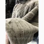 Модный полушубок стриженая норка