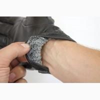 Мужские зимние перчатки, кожа