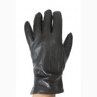 Перчатки натуральная кожа, подросток