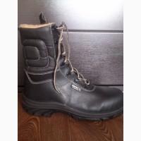 Мужские теплые ботинки распродажа защитные с высокими берцами Lemaitre
