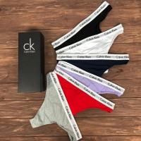 Набор женских трусов Calvin Klein Carousel