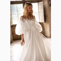Свадебное платье, болеро от дорогого итальянского бренда Milla Nova