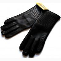 Кашемировые перчатки ( кожа)