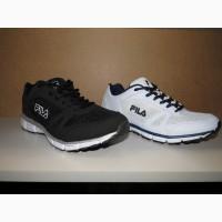 Оригинальные черные/белые кроссовки Fila