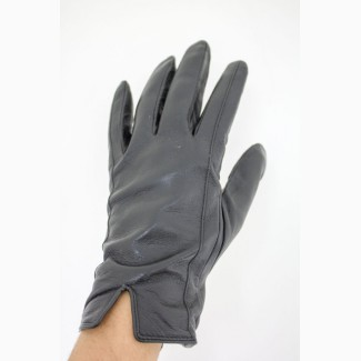 Перчатки мужские ( подросток) натуральная кожа