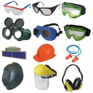 Спецодежда. Средства защиты головы, органов слуха и зрения
