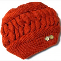 Зимняя шапка, разн. цвета