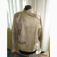 Стильная женская кожаная куртка-косуха Jalmar. Лот 220. Винтаж