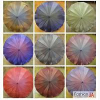 Зонт с защитой от сильного ветра TORNADO 16 спиц