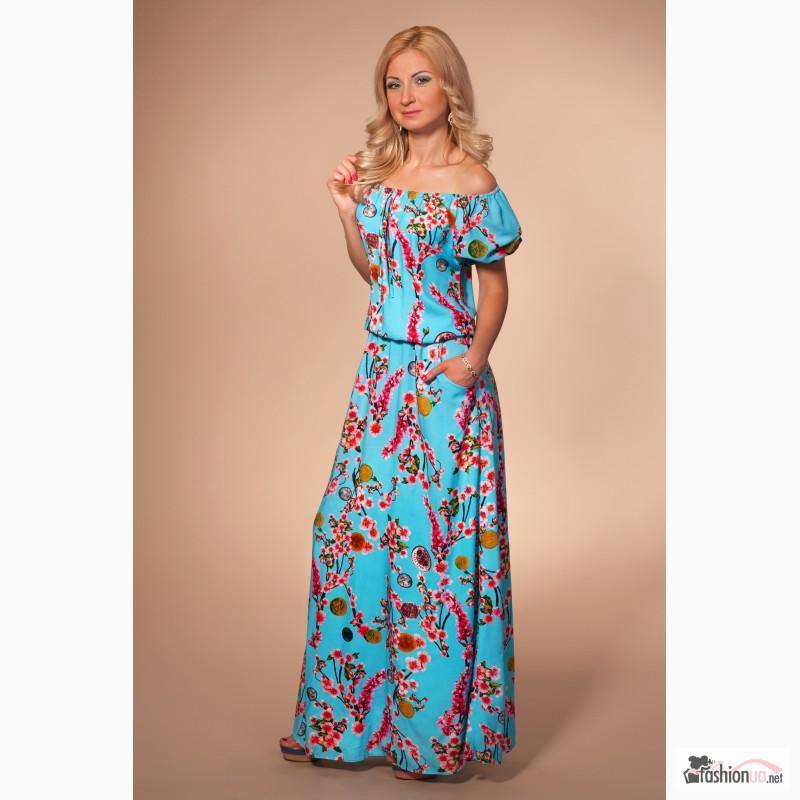 Летние платья и сарафаны смотреть