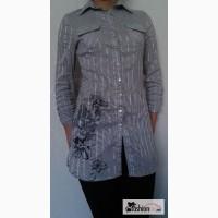 Рубашка-туника, размS