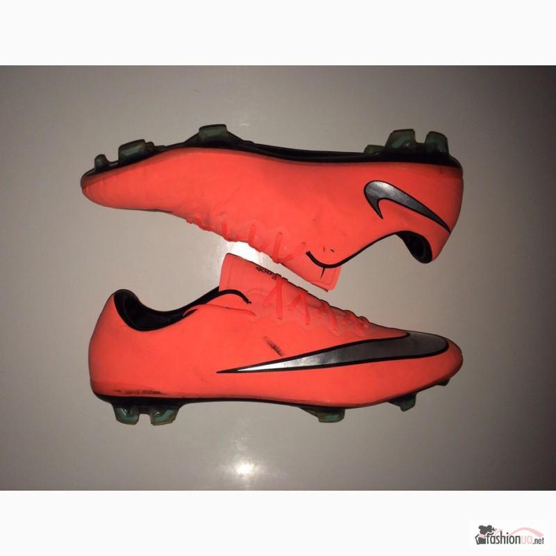 44 розм Nike Mercurial ПРОФИ модель ОРИГИНАЛ футбольні бутси копочки не  Adidas сороконожки fe791b21dc656