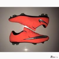 44 розм Nike Mercurial ПРОФИ модель ОРИГИНАЛ футбольні бутси копочки не Adidas сороконожки