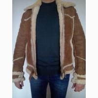 Куртка дублёнка мужская (женская) натуральная, тёплая